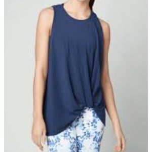 Anthropologie DYI Knot So Fast Tank